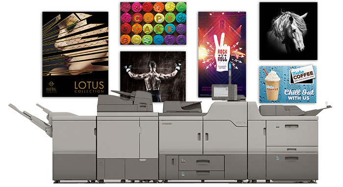 Ricoh Digital Printer