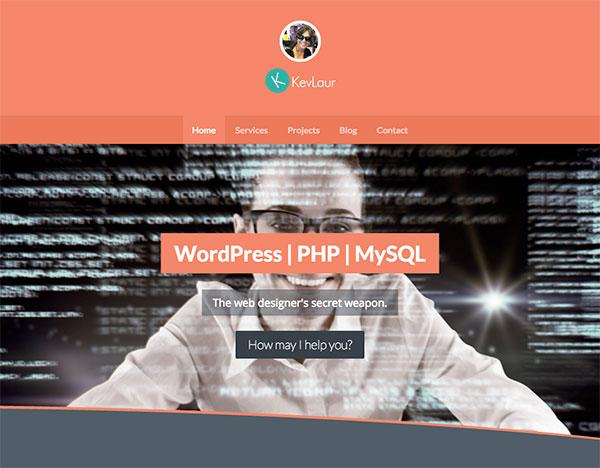 Web Development: Kevlaur Communications